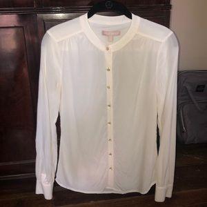 Banana Republic 100% silk blouse